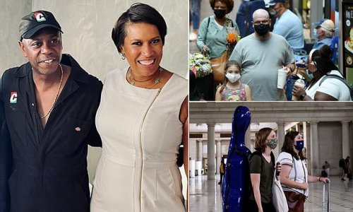 DC Mayor seen maskless at party hours before her mask mandate came in