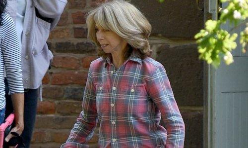 Coronation Street SPOILER: Gail Platt films funeral scenes