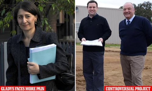 Minister defends Gladys' secret lover's $5.5M project at ICAC