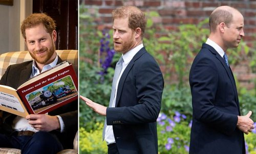 Harry's memoirs will be most damaging for Prince William, expert says