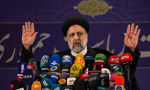Demand for probe into new Iran leader's 'mass killings'