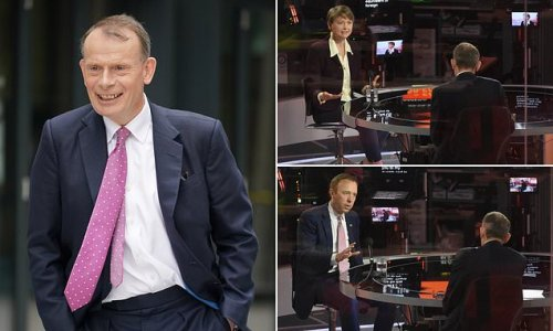 Andrew Marr says he may leave BBC so he can 'use his own voice again'