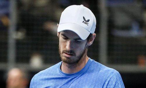 Andy Murray blames his own 'poor attitude' for Schwartzman defeat