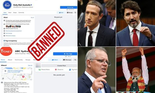 UK must find way to deal with Facebook amid Australia news blackout