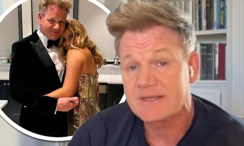 Ramsay reveals Tilly made him proud when she stood up to Steve Allen