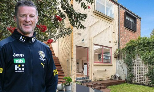 Richmond coach Damien Hardwick buys home in Elwood for $2.3 million
