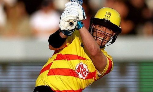 Trent Rockets claim seven-run victory over London Spirit at Lord's