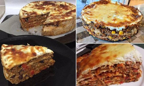 The simple Mexican lasagne recipe foodies can't get enough of