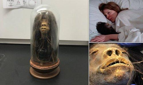 Bizarre shrunken HEAD used as a film prop confirmed as a real tsantsa