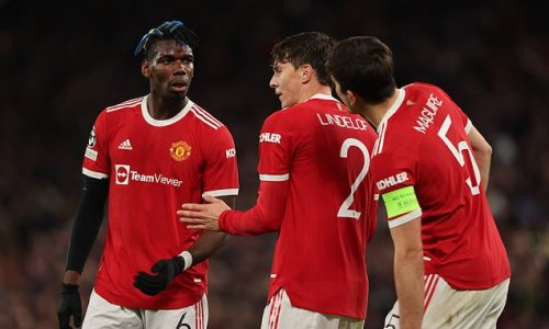 Pogba failed to change the game for Manchester United against Atalanta