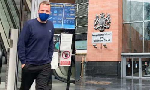 Boyfriend, 26, handed restraining order after stalking his ex lover