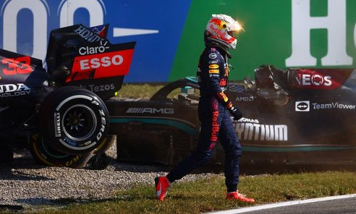 Verstappen would have 'punched' Hamilton two years ago, says Glock