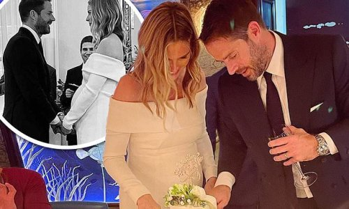 Jamie Redknapp's parents share intimate glimpse into his wedding