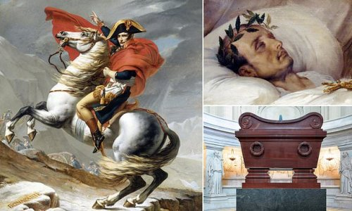 Napoleon Bonaparte's COLOGNE obsession may have led to fatal cancer