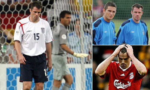 Carragher on his regret of not 'doing more' for England