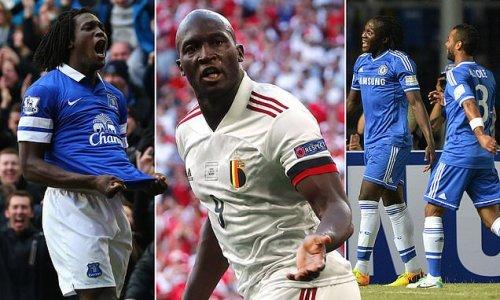 Lukaku 'wasn't really appreciated' by Chelsea fans, claims Ashley Cole