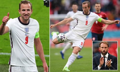 CHRIS SUTTON: Kane shrugged-off backlash to prove worth for England