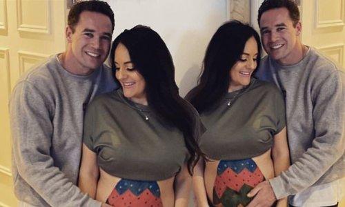 Kieran Hayler shares sweet snap of pregnant fiancée Michelle Penticost