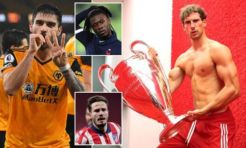 The midfield candidates who could replace Paul Pogba at United