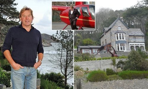 Millionaire faces fresh blow after planners reject renovation plan