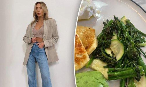 Nadia Bartel updates her crockery after $1.50 Kmart plate scandal