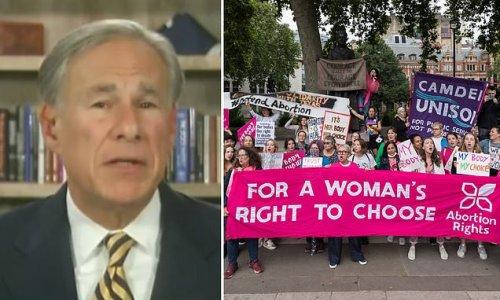 Chris Wallace confronts Gov. Greg Abbott on vow to 'eliminate rape'