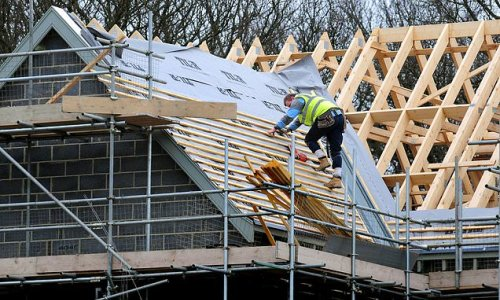 Eighty MPs are set to oppose Government's house-building spree