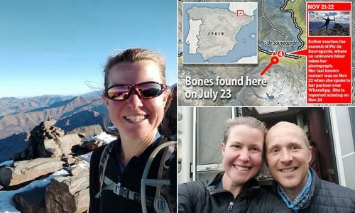 Boyfriend of Esther Dingley says route was 'within her capabilities'