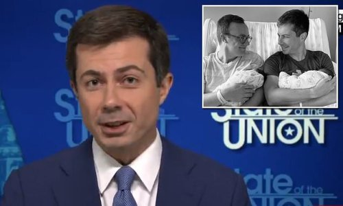 Buttigieg defends taking off during crisis to care for newborn twins