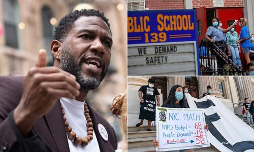 NYC task force pushes to REMOVE police from 'healing-centered' schools