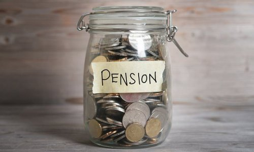 VICTORIA BISCHOFF: Let's level up the state pension