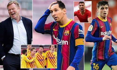 Barca NEED a striker, Koeman must be less cautious, Pedri needs help