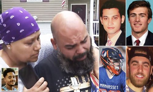 Parents of 'speeding' driver who killed four in Hamptons speak out