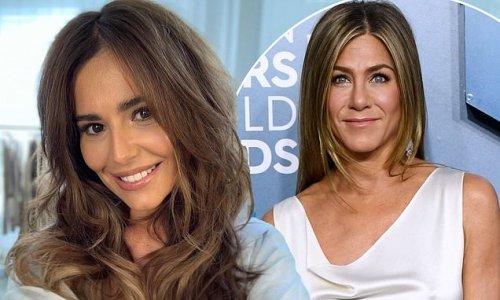 Cheryl admits she could never follow Jennifer Aniston's workout regime