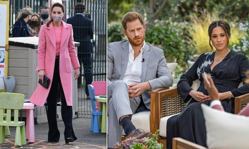 Kate Middleton 'mortified' by claims that she made Meghan Markle cry