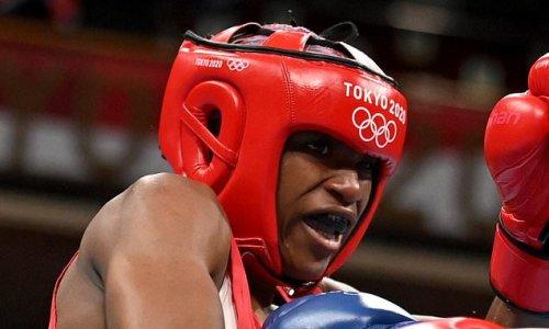 Caroline Dubois's Olympics dream is OVER after quarter final loss