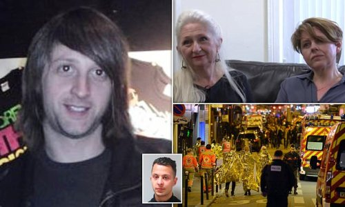 Sister of British Bataclan victim tells suspects 'we don't hate you'