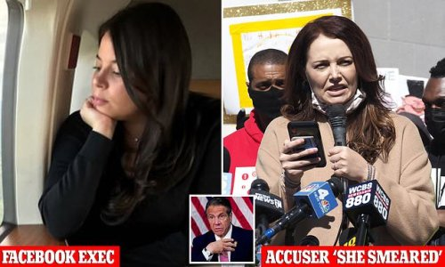 Facebook exec helped mastermind Cuomo's response to sex pest claims