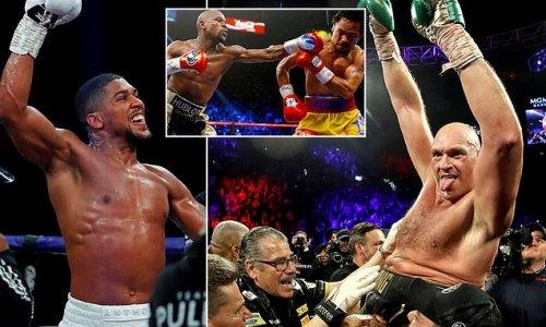 Joshua vs Fury will surely break all-pay-per view records in UK