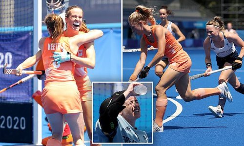 GB's defence of women's hockey title is OVER after Holland thrashing