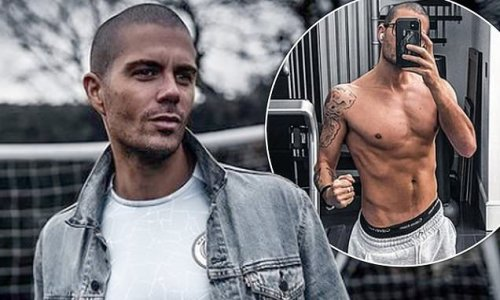 Max George details suffering physical symptoms of depression