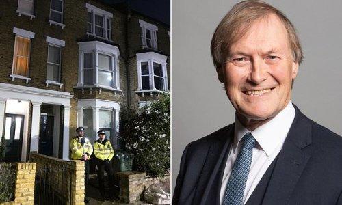 Terror suspect's father 'traumatised' in Sir David Amess murder probe
