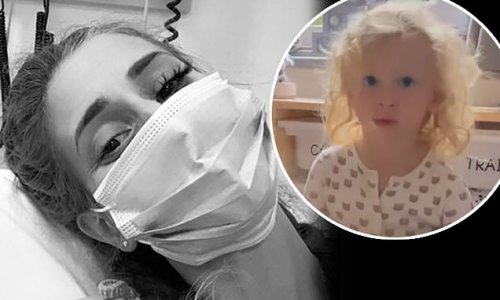 Stacey Solomon reveals son Rex, two, is back in hospital