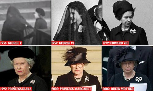Her Majesty's 85 years of momentous royal farewells