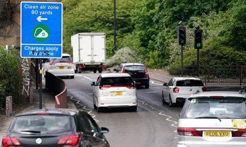 Birmingham Clean Air Zone: First month sees 44k fines
