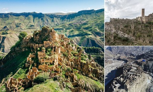 Russia's 'Machu Picchu': The ancient ghost villages of Dagestan