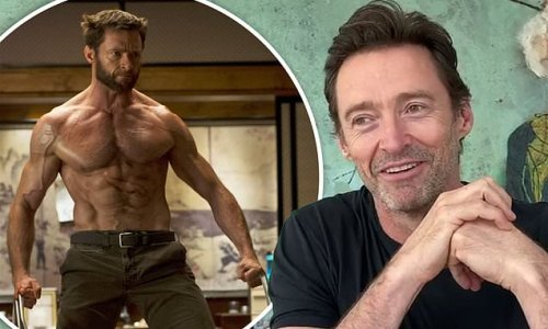 Hugh Jackman reveals the surprising first movie he ever watched
