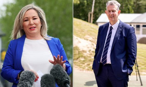 Former DUP leader Poots warns that Sinn Fein would WIN an election now