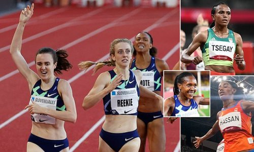 Laura Muir eyeing first Olympic gold in stacked 1500m field in Tokyo