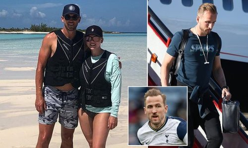 EXCLUSIVE: Spurs star Harry Kane is now ISOLATING after holiday